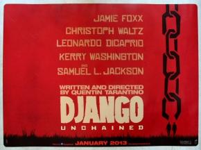 ثلاث نجوم ونصف من جيمس بيراندلي لفيلم DjangoUnchained