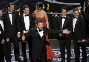 الفائزون بجوائز الأوسكار 2013(صور)