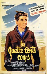 بوستر فيلم Les Quatre Cents Coups