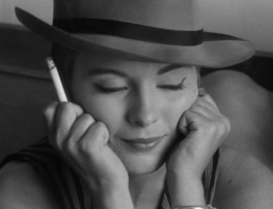 من فيلم À Bout de Souffle