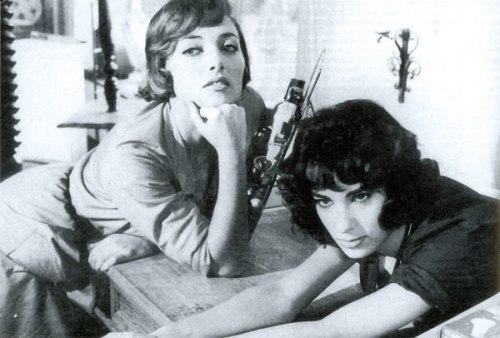 من فيلم Les Bonnes Femmes