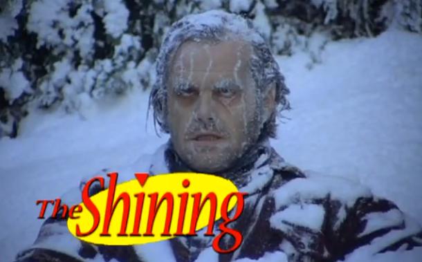 SeinfeldTheShining